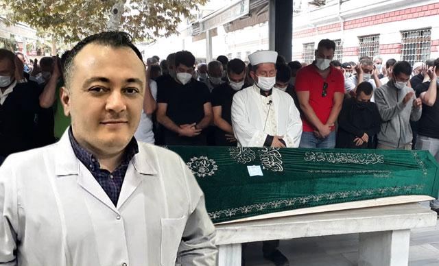 Fizyoterapistin halı sahada ölümü
